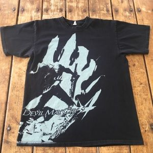 Other - 08' Devil May Cry Tee/ L